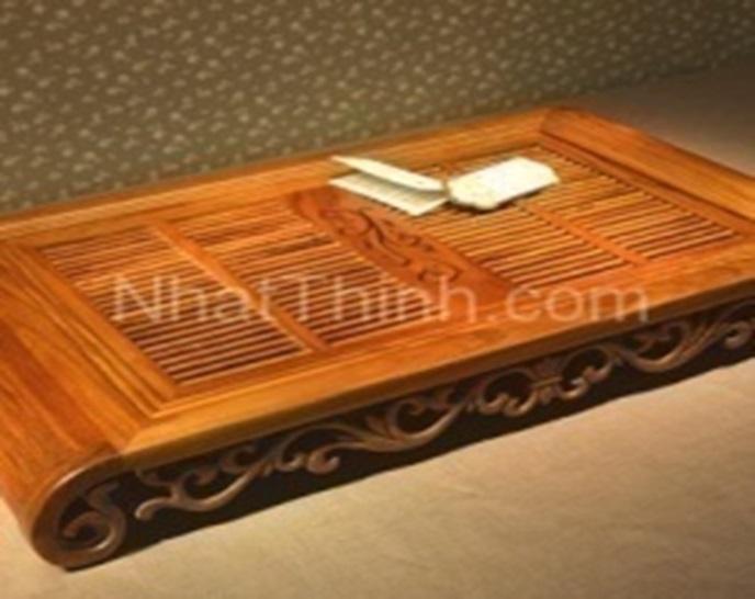 Khay xịn gỗ hương-NT914