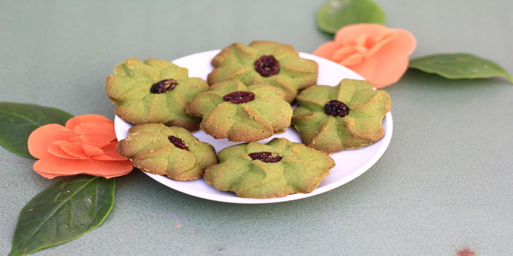 Bánh Matcha - Bánh bột trà xanh