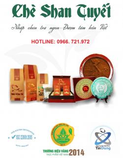 Tuyển Đại lý, Cộng tác viên bán hàng sản phẩm Chè Shan Tuyết HITEACO
